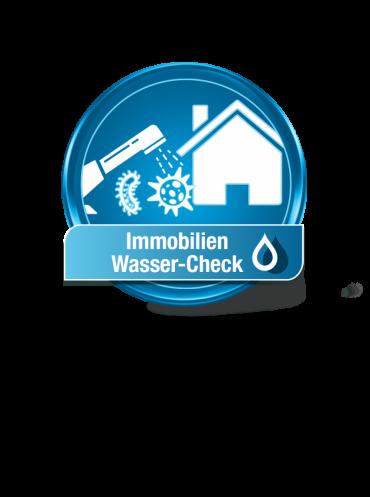 Aquafinux Immobilien Wasser-Check