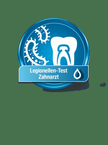Legionellentest Zahnarzt