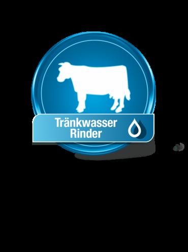 Tränkwasser Rinder Standard