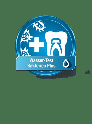 Wassertest Bakterien Plus