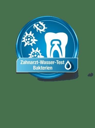Zahnarzt Wassertest Bakterien