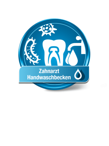 Zahnarzt Handwaschbecken