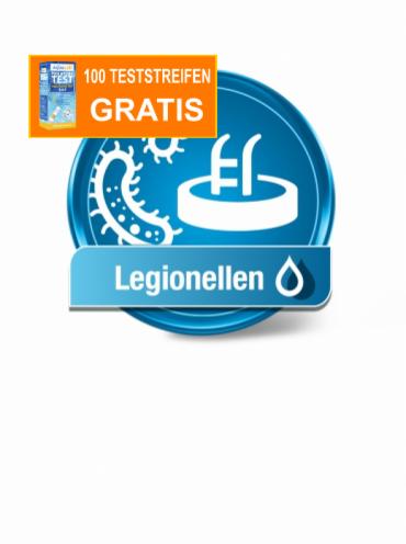 Poolwasser Test Legionellen