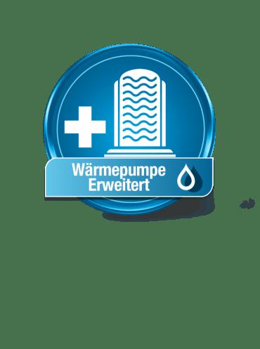 Wärmepumpe Erweitert