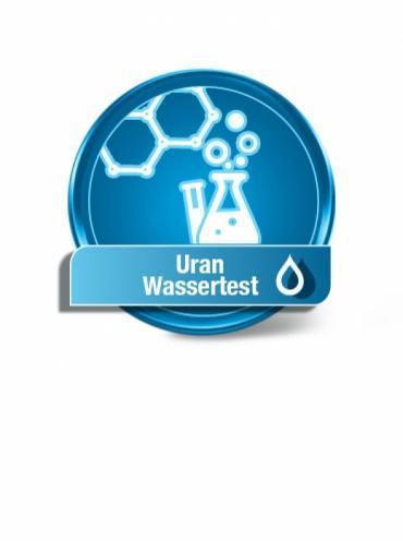 Uran Wassertest