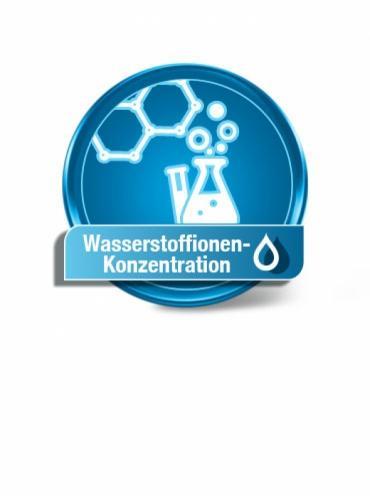 Wasserstoffionen-Konzentration