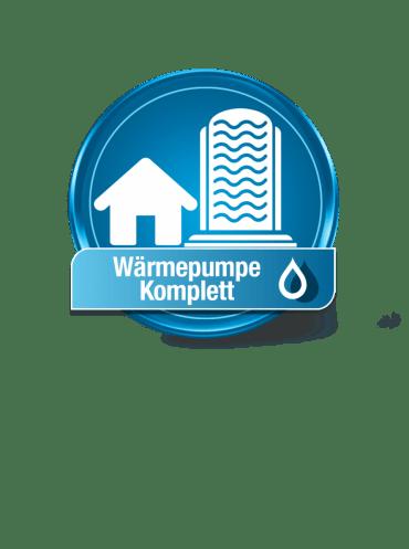 Wärmepumpe Komplett