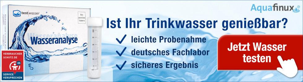 Wie ist die Qualität Ihres Trinkwassers in Leipzig? Jetzt testen