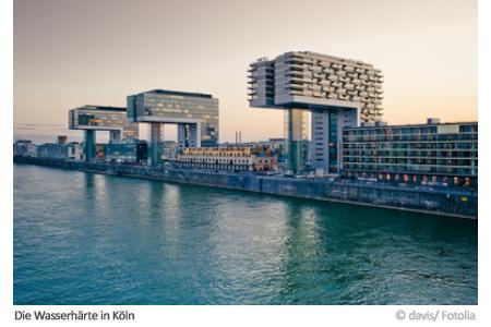 Köln Wasserhärte