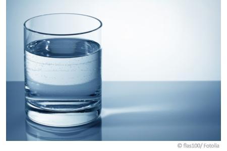 Natriumreiches Wasser