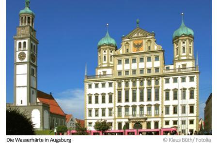 Augsburger Wasserhärte