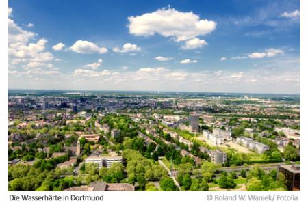 Wasserhärte in Dortmund