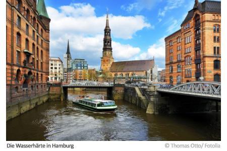 Wasserhärte Hamburg