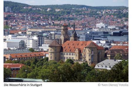 Wasserhärte Stuttgart