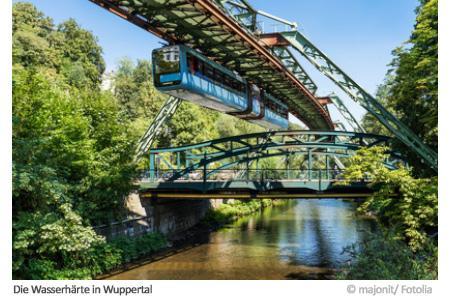 Wasserhärte in Wuppertal