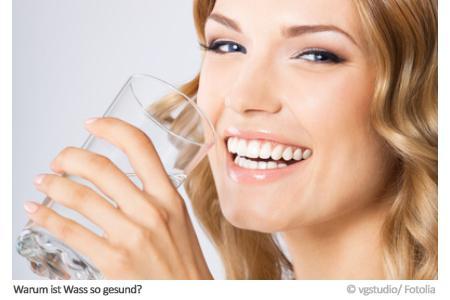Wasser Gesund