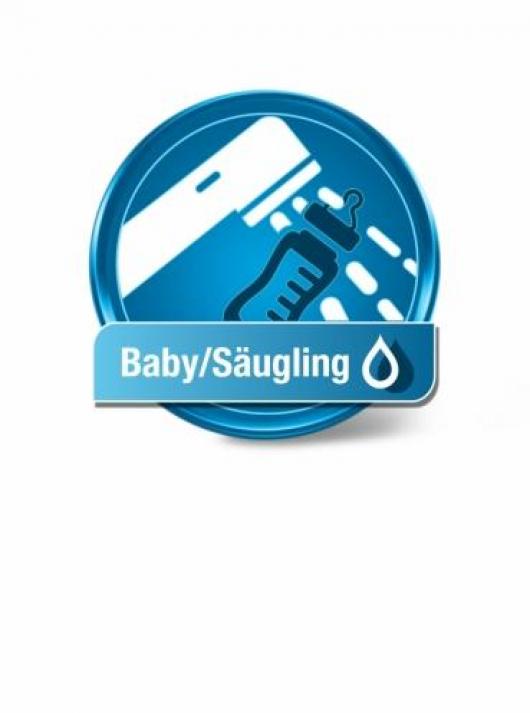 Baby/Säugling Wasseranalyse