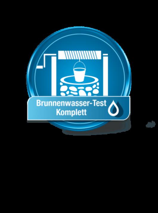 Brunnenwasser Test Komplett