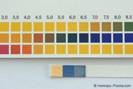 pH-Wert im Trinkwasser