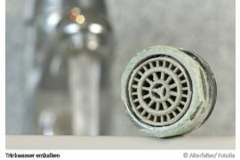 Trinkwasser entkalken - so geht's