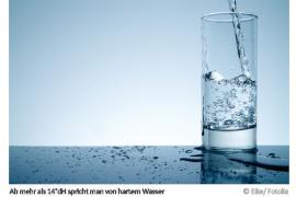 Hartes Wasser - wie gesund ist hartes Trinkwasser?