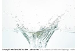 Weichmacher im Trinkwasser - eine Gefahr für die Gesundheit